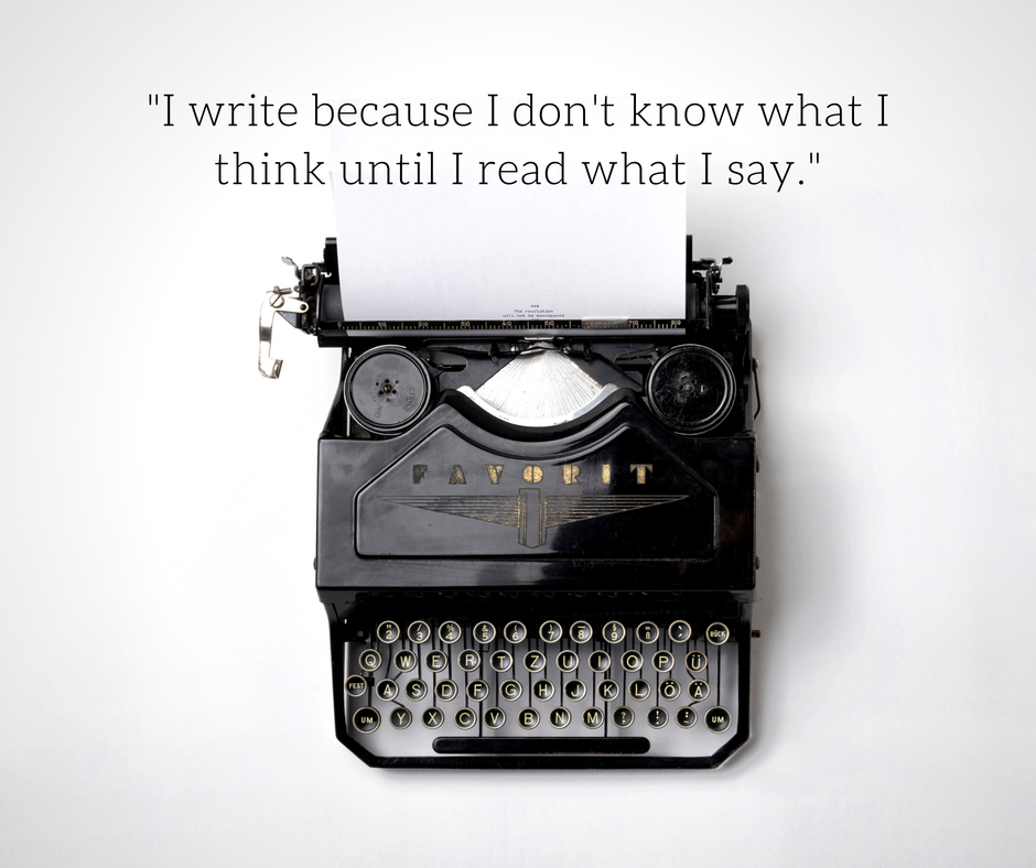 writer quote