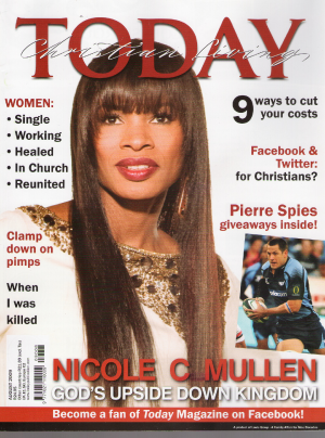 May 2009 Cover Story